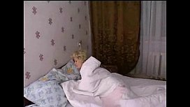 Russian mature mom and...