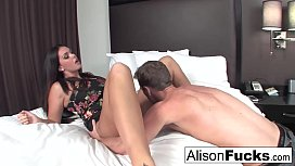 Alison hires a friend...