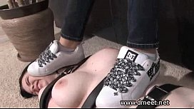 Dominated By Feet...