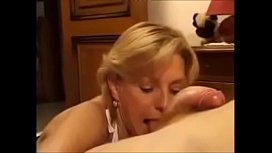 Sexy Mature Give Some Experience To Young Man