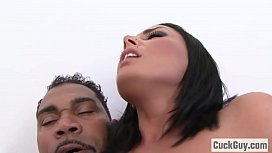 Dirty wife wants to taste black cock