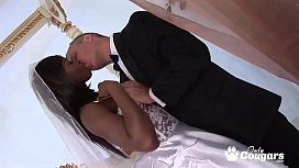 Newlywed Jasmine Webb Has...