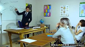 Brazzers - Big Tits at School - (Carly Rae), (Danny D) - Ethics In Detention