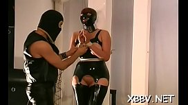 Pointer sisters torture and pussy bdsm toying for woman in heats