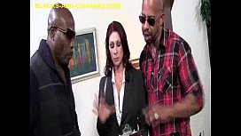 Cougar Sucks Giant Black xxx
