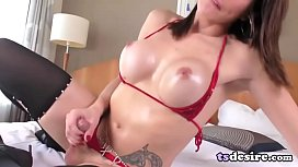 Tranny Danny Bendochy Enjoys...