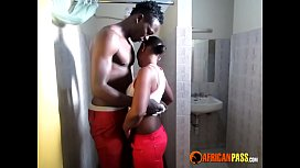 African babe babe gets...