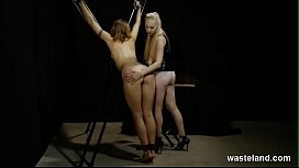 Lesbian Lovers Play With...