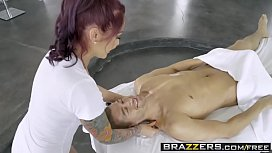 Brazzers - Real Wife Stories - Moniques Secret Spa Part 1 scene starring Monique Alexander and Xande