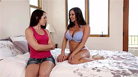Lola Foxx and Kendra Lust at Mommy'_s Girl