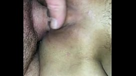 Milf mother-in-law with hairy pussy Fucked and surprise creampied