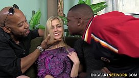 Abigaile Johnson Gets Gangbanged...