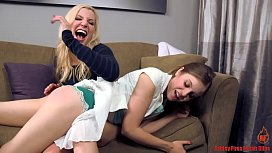 Horny Little Sister Gets...