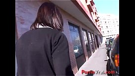 Shy housewife expand his...