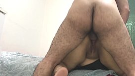 FIRST ANAL WITH MY FRIEND'_S INDIAN MOM !