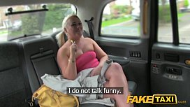 Fake Taxi Bubbly blonde...