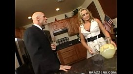 Flower tucci and johnny...