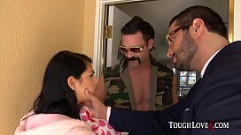 TOUGHLOVEX Gina Valentina punished for being a bad girl