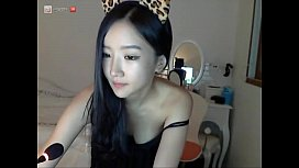 Korean Webcam Kitten Cosplay...