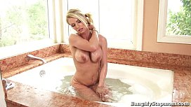 Horny Housewife Fucks Her Stepson In The Shower! sex image