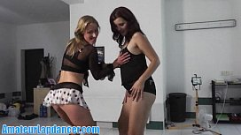 Lapdance show by naughty...