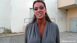 Interview with Alison Tyler...