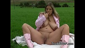 Fat Chubby GF With...