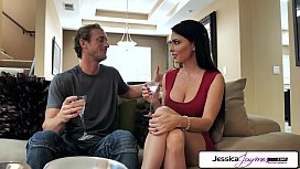 Jessica Jaymes gets pounded...