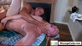 Massagecocks Hunk Ass Massage...