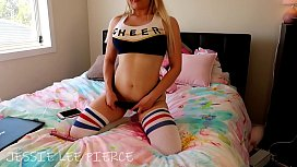 BLONDE JESSIE LEE PIERCE...