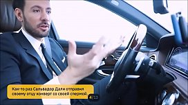 Hot Russian Milf Play Pervert Game with Her Fake Taxi Driver