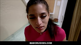 Latina Teen Step Daughter...