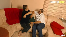 XXX OMAS - Perv German Granny Rides Her Man While Nobody'_s At Home