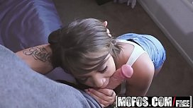 Mofos - Latina Sex Tapes - (Cassidy Banks) - Cassidy Shows Off Her Real Boobs