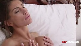 August Ames is naked...