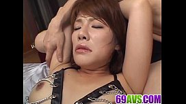 Sexy with appealing Asian...