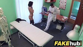 Fake Hospital Czech doctor...