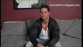 Hunk fucked by female...