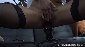 Unbelievable Adriana Chechik brutal...