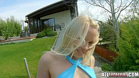 Allinternal blonde Lola Taylor...