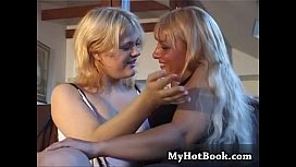 Darla Delovely and Natalie North are cute  feisty