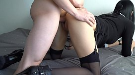 Horny Young Secretary Fucks With Office Boss And Shoot Video For Husband xxx image