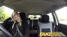 Fake Driving School Creampie...