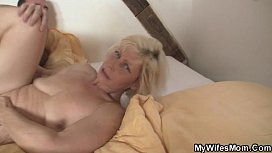 She leaves and mother in law seduces him xxx pic