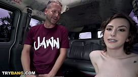 Tristan Summers Getting Fucked On The Bang Bus By Tony Rubino