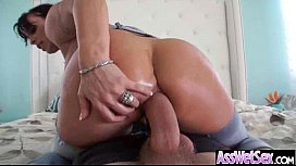Curvy Big Butt Girl Get Oiled And Nailed In Ass mov-12