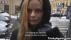 Tricky Agent - Perfect pussy...