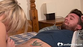 I fuck my friend'_s horny blonde d.