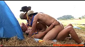 Gay latin campers cumming...