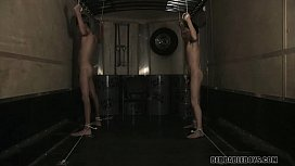 Two Horny Captive Twinks...